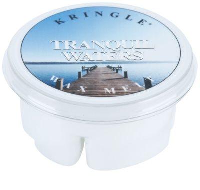Kringle Candle Tranquil Waters illatos viasz aromalámpába