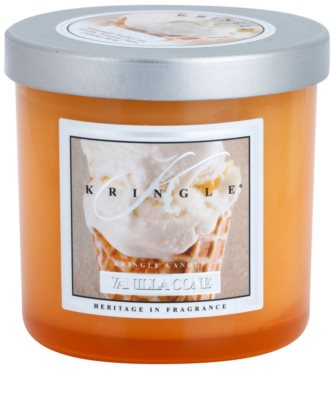 Kringle Candle Vanilla Cone vela perfumada
