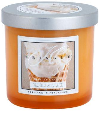 Kringle Candle Vanilla Cone vela perfumado
