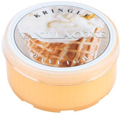 Kringle Candle Vanilla Cone teamécses