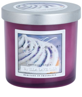 Kringle Candle Vanilla Lavender ароматна свещ