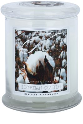 Kringle Candle Egyptian Cotton vela perfumada