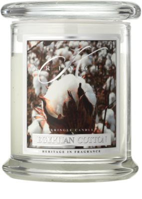 Kringle Candle Egyptian Cotton ароматна свещ