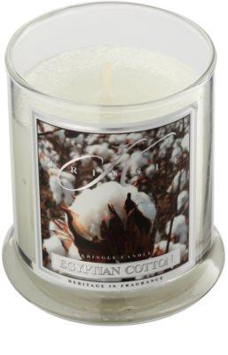 Kringle Candle Egyptian Cotton lumanari parfumate 1