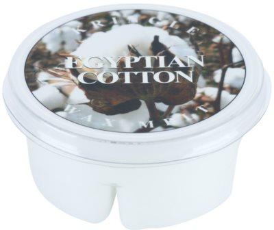 Kringle Candle Egyptian Cotton vosek za aroma lučko