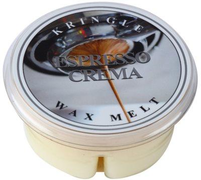 Kringle Candle Espresso Crema ceară pentru aromatizator