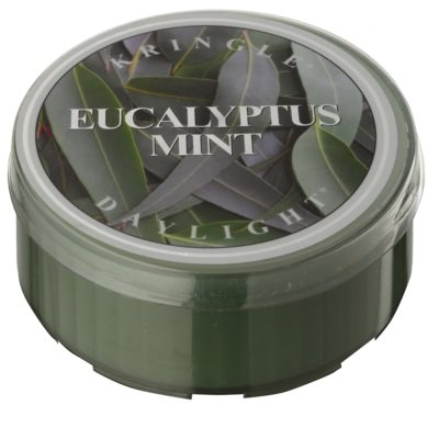 Kringle Candle Eucalyptus Mint lumânare