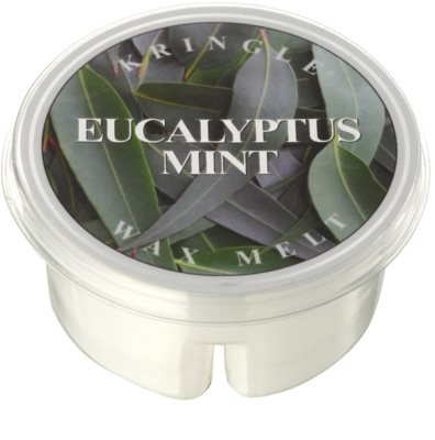 Kringle Candle Eucalyptus Mint Wachs für Aromalampen