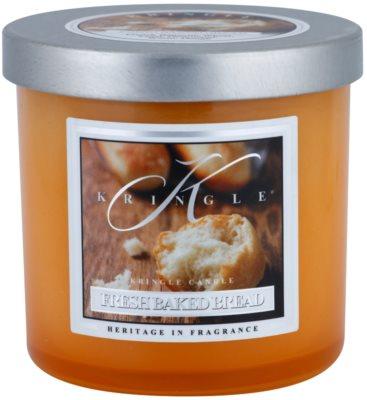 Kringle Candle Fresh Baked Bread Duftkerze   kleine