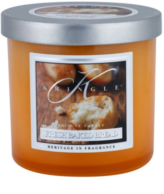 Kringle Candle Fresh Baked Bread vela perfumada   pequeño