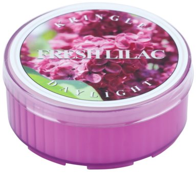 Kringle Candle Fresh Lilac čajová svíčka