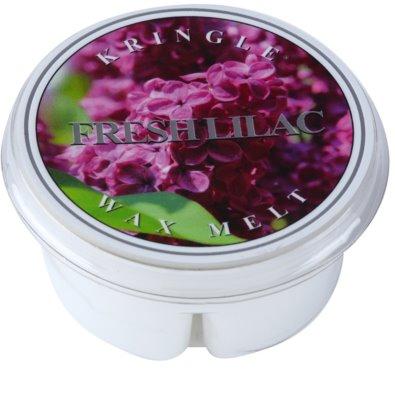 Kringle Candle Fresh Lilac Wachs für Aromalampen