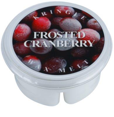 Kringle Candle Frosted Cranberry ceară pentru aromatizator