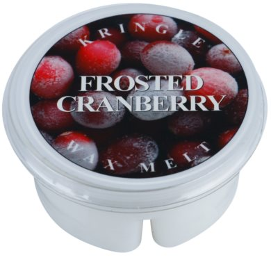 Kringle Candle Frosted Cranberry cera derretida aromatizante