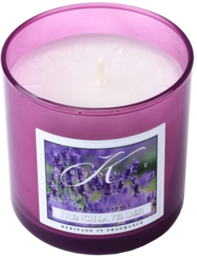 Kringle Candle French Lavender lumanari parfumate   mic 1