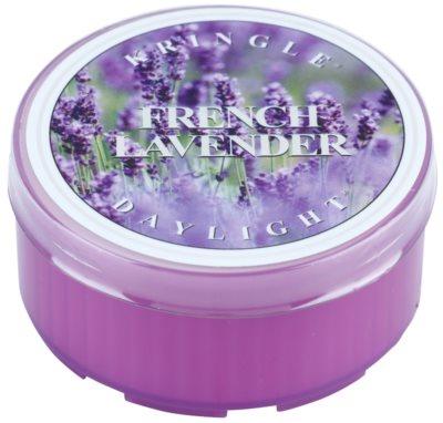 Kringle Candle French Lavender vela de té
