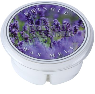 Kringle Candle French Lavender Wachs für Aromalampen