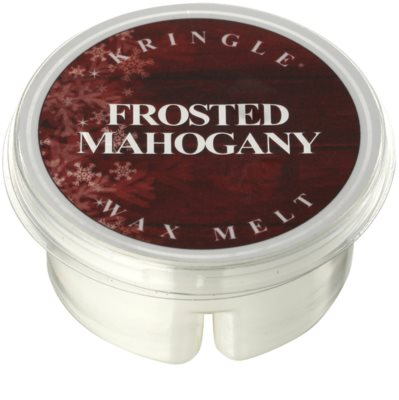 Kringle Candle Frosted Mahogany vosk do aromalampy