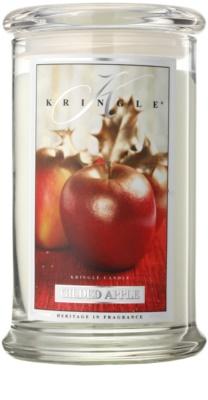 Kringle Candle Gilded Apple świeczka zapachowa