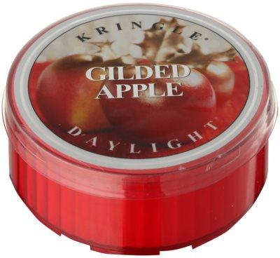 Kringle Candle Gilded Apple čajová svíčka