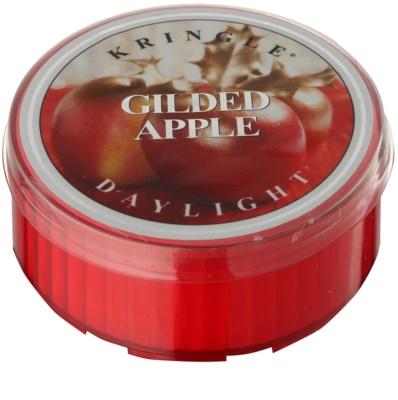 Kringle Candle Gilded Apple świeczka typu tealight