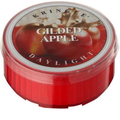 Kringle Candle Gilded Apple Чаена свещ