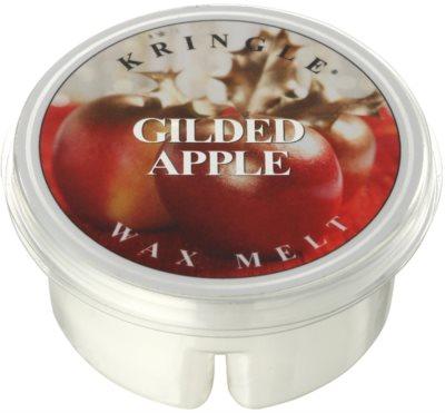 Kringle Candle Gilded Apple cera derretida aromatizante