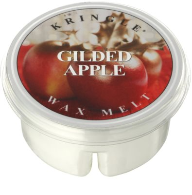 Kringle Candle Gilded Apple Wachs für Aromalampen