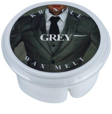 Kringle Candle Grey віск для аромалампи