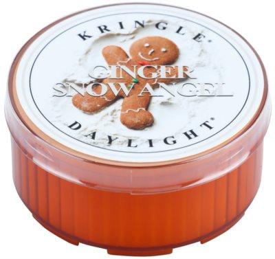 Kringle Candle Ginger Snow Angel Teelicht