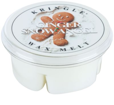 Kringle Candle Ginger Snow Angel Wachs für Aromalampen
