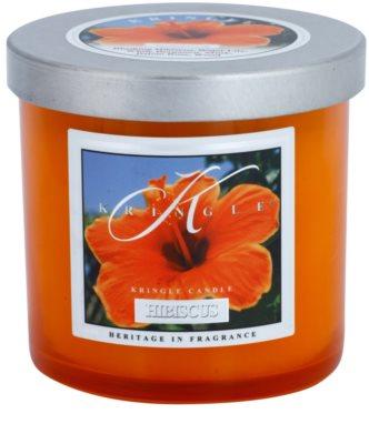 Kringle Candle Hibiscus ароматна свещ