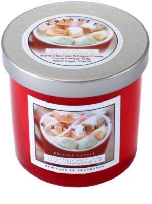 Kringle Candle Hot Chocolate illatos gyertya   kicsi
