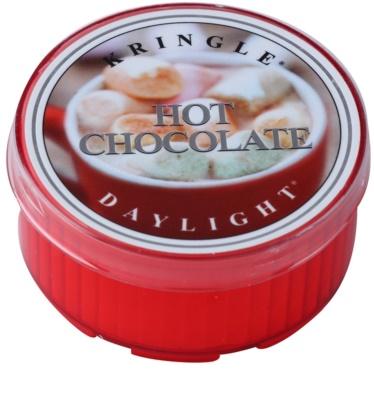 Kringle Candle Hot Chocolate vela do chá