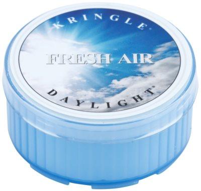 Kringle Candle Fresh Air vela de té