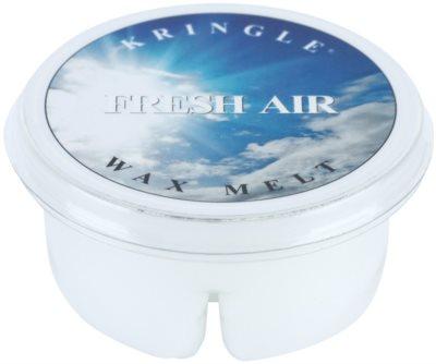Kringle Candle Fresh Air vosek za aroma lučko
