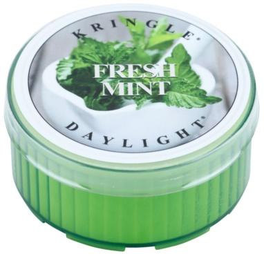 Kringle Candle Fresh Mint Teelicht