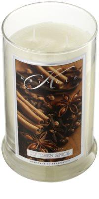 Kringle Candle Kitchen Spice vonná svíčka 1