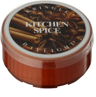 Kringle Candle Kitchen Spice čajna sveča
