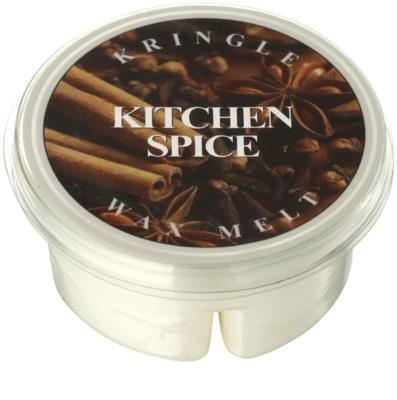 Kringle Candle Kitchen Spice ceară pentru aromatizator