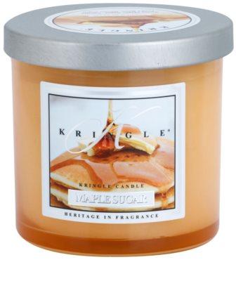 Kringle Candle Maple Sugar illatos gyertya