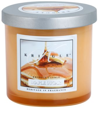 Kringle Candle Maple Sugar Scented Candle