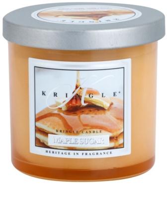 Kringle Candle Maple Sugar świeczka zapachowa