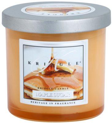 Kringle Candle Maple Sugar ароматизована свічка