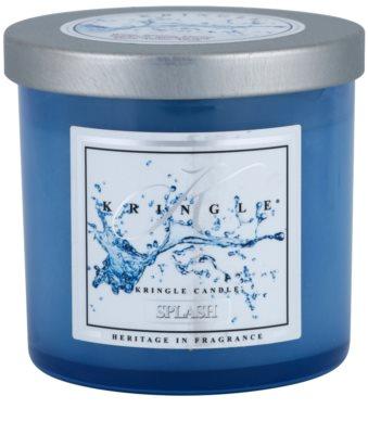 Kringle Candle Splash vela perfumado