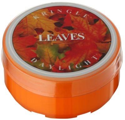 Kringle Candle Leaves Teelicht