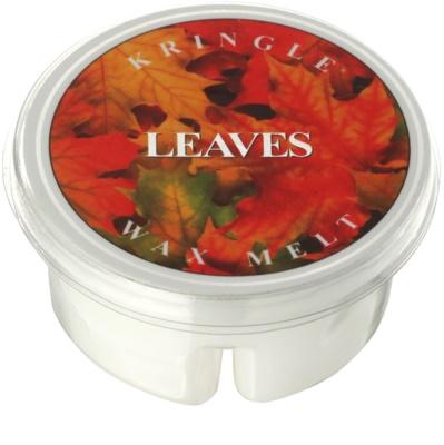 Kringle Candle Leaves ceară pentru aromatizator