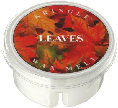 Kringle Candle Leaves illatos viasz aromalámpába