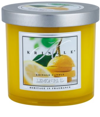 Kringle Candle Lemon Rind illatos gyertya