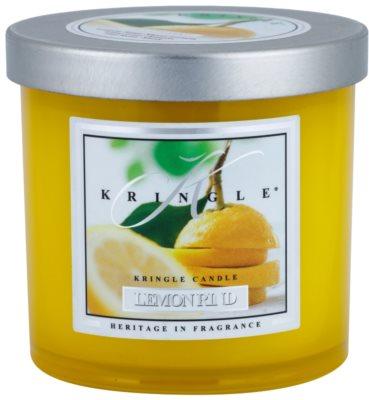 Kringle Candle Lemon Rind vela perfumada